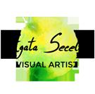 Agata Secelean Logo